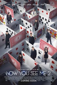Now You See Me 2 (4DX)