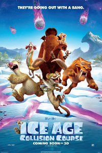 Ice Age: Collission Course (3D)(IMAX)