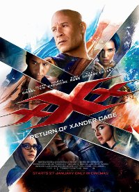xXx: Return of Xander Cage (3D)(IMAX)