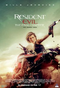 Resident Evil: The Final Chapter (4DX)