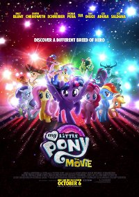 My Little Pony: The Movie (3D)