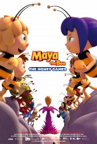 Maya the Bee: The Honey Games (3D)