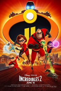 Incredibles 2 (3D IMAX)