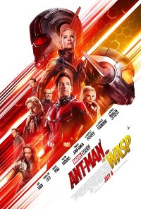 Ant Man and The Wasp (3D)