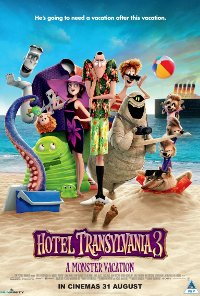 Hotel Transylvania 3: A Monster Vacation (3D)