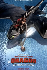 How to Train Your Dragon: The Hidden World (3D)