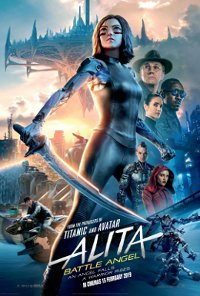 Alita: Battle Angel (3D)
