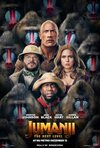 Jumanji: The Next Level (3D IMAX) poster