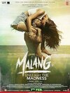 Malang - Unleash the Madness poster