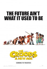 The Croods: A New Age (3D)