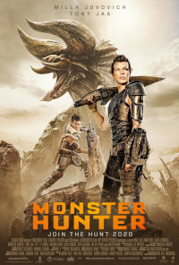 Monster Hunter (3D IMAX)