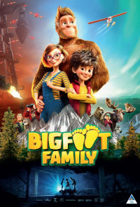 Bigfoot Family (3D)
